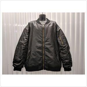 Big Men's Flight Jacket